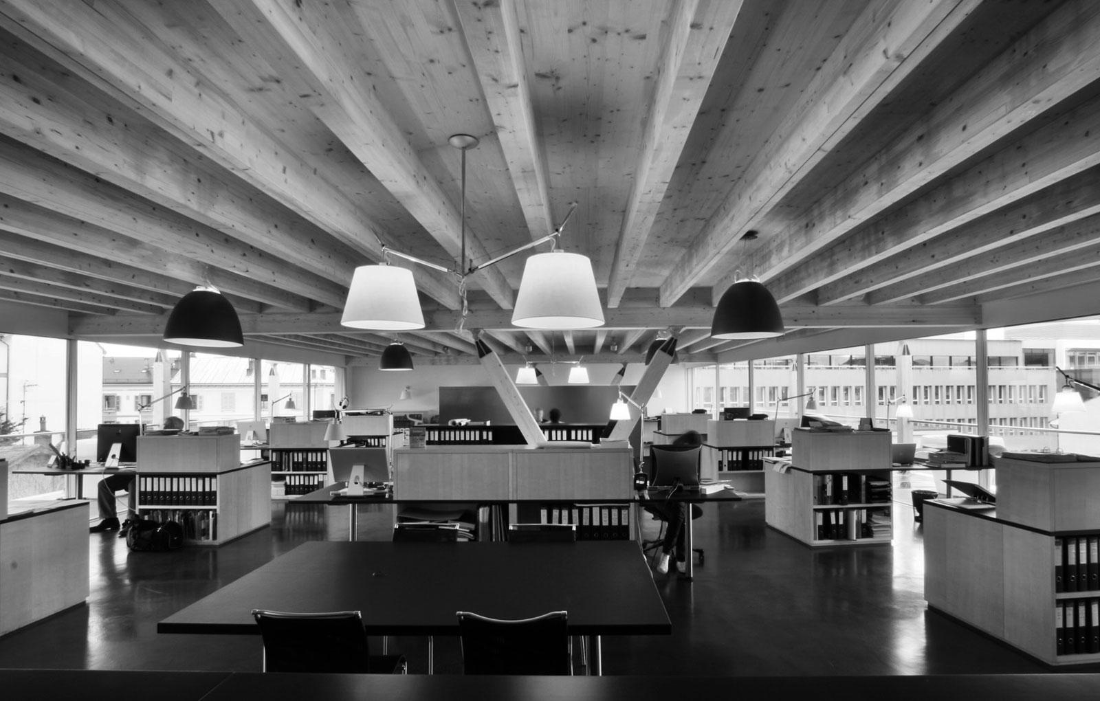 Presentation k architectes bureau architecture genève zurich