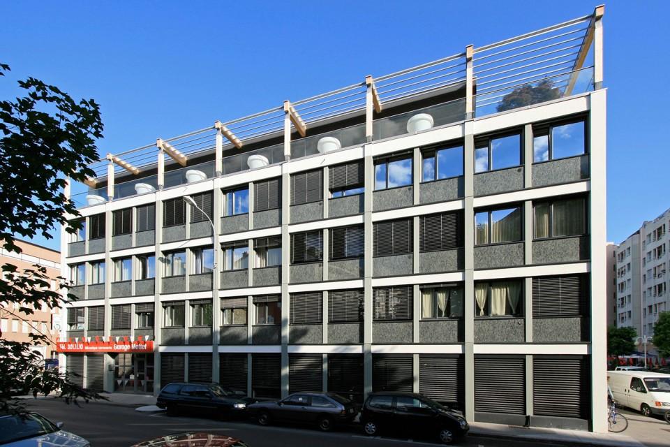 Industrielle k architectes bureau architecture genève zurich