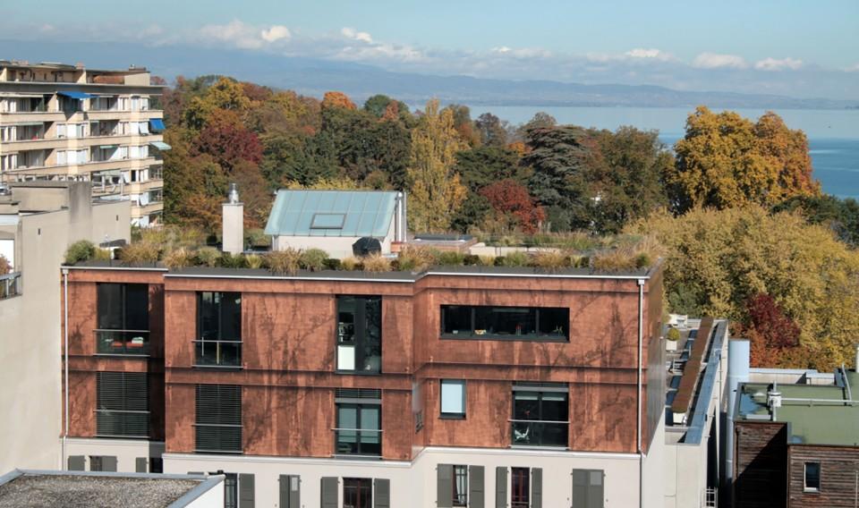 Butini k architectes bureau architecture genève zurich sion suisse