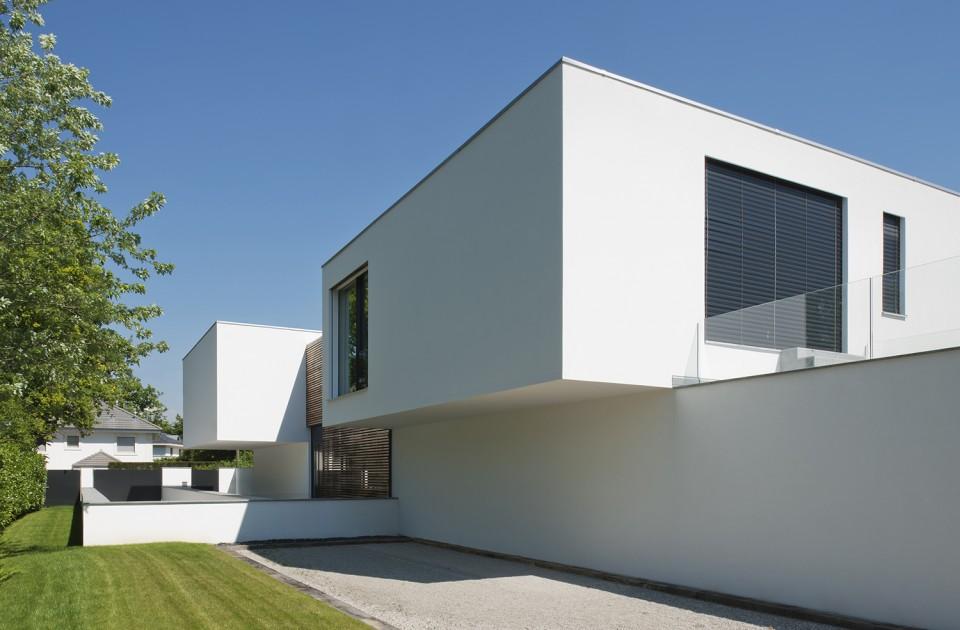 Architecture, Villa, Vieux-clos, Atelier K,