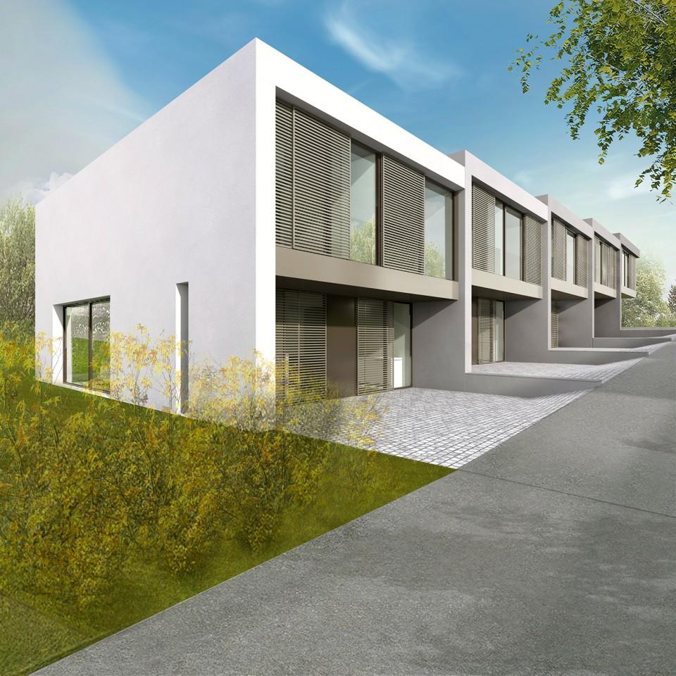Veyrier 2015 k architectes bureau architecture gen ve zurich sion suisse - Bureau architecte geneve ...