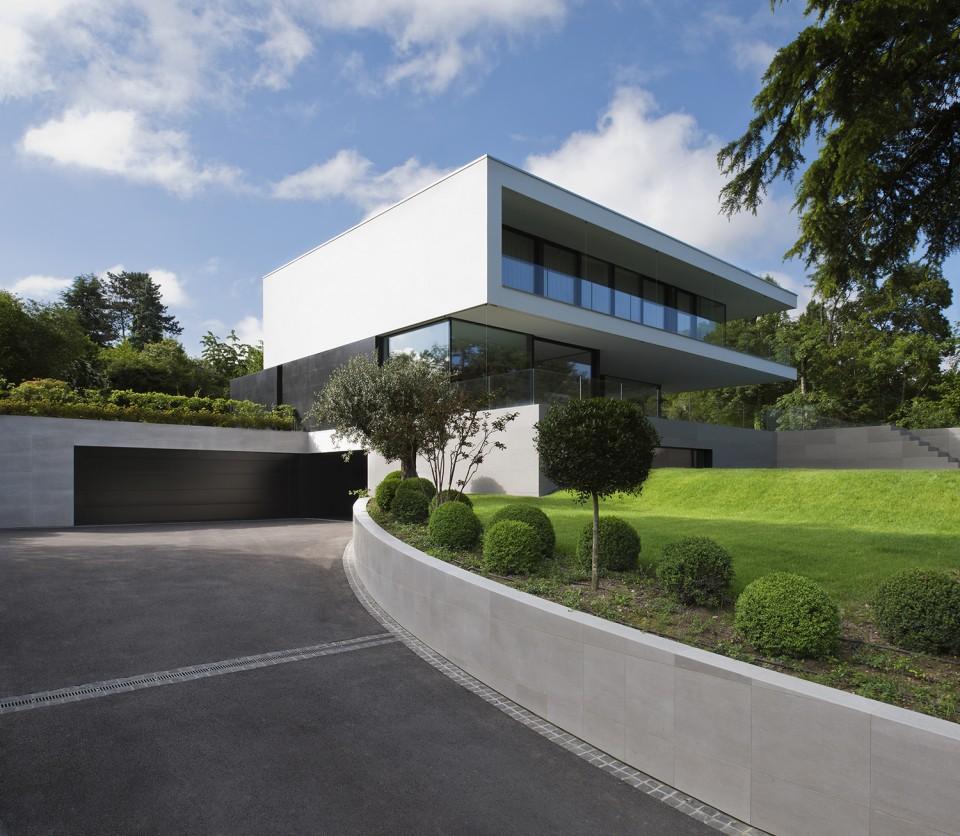 Ruth cologny 2015 k architectes bureau architecture gen ve zurich sion suisse - Bureau architecte geneve ...