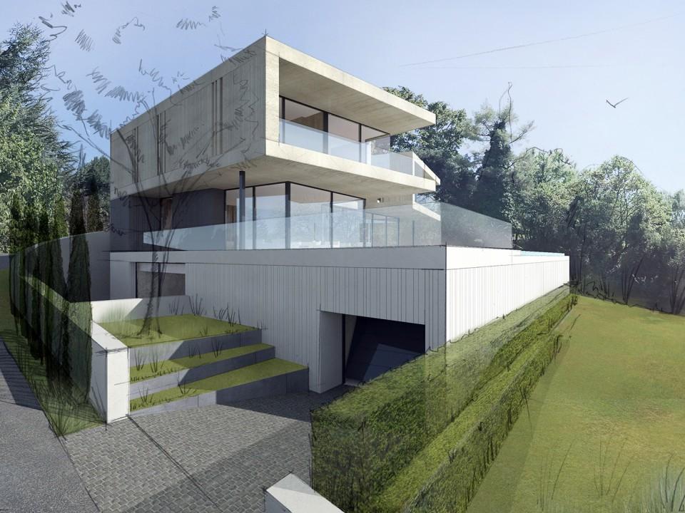 K architectes bureau architecture gen ve zurich sion suisse - Bureau architecte geneve ...